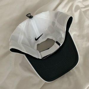 Nike Accessories - Nike Legacy91 Dri-Fit Tech Logo white cap